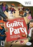 Guilty Party (Nintendo Wii)
